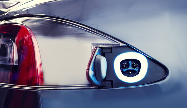 meter for electric vehicle charging